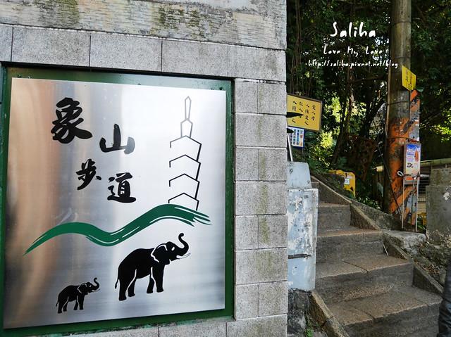 台北登山爬山象山步道 (8)