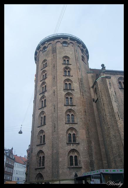 La Torre Redonda de Copenhague