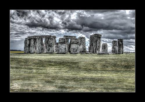Stonehenge Elevation : Elevation of antrobus rd amesbury salisbury sp nd