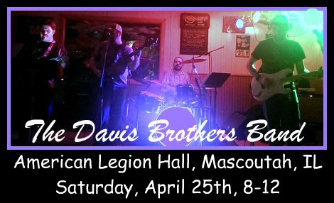 The Davis Brothers Band 4-25-15