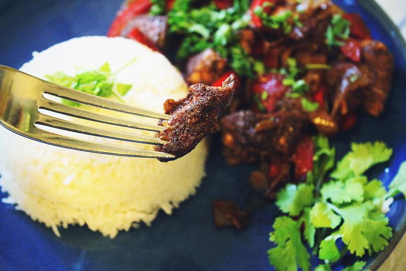 Gousto Box Chicken Tamarind Stirfry 4