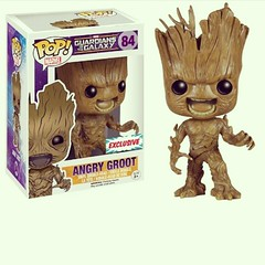 This is epic and comes out the month of my birthday! Gotta love Groot! #POPADDICT