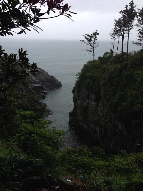 Views at Oedolgae Rock