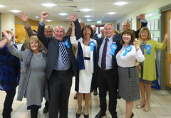 Victorious Conservatives May 2015