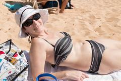 clothing, undergarment, limb, leg, thong, sun tanning, briefs, swimwear, bikini, adult,