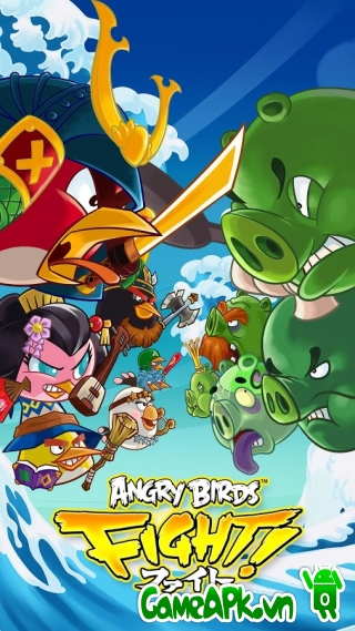 Angry Birds Fight v1.1.1 hack full cho Android