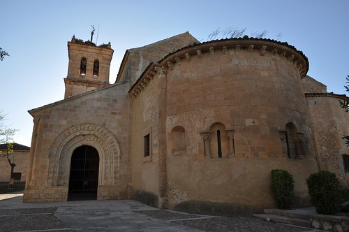 San Pedro de Gaíllos (Segovia). Iglesia de San Pedro