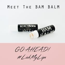 BEACH BORN BAM BALM