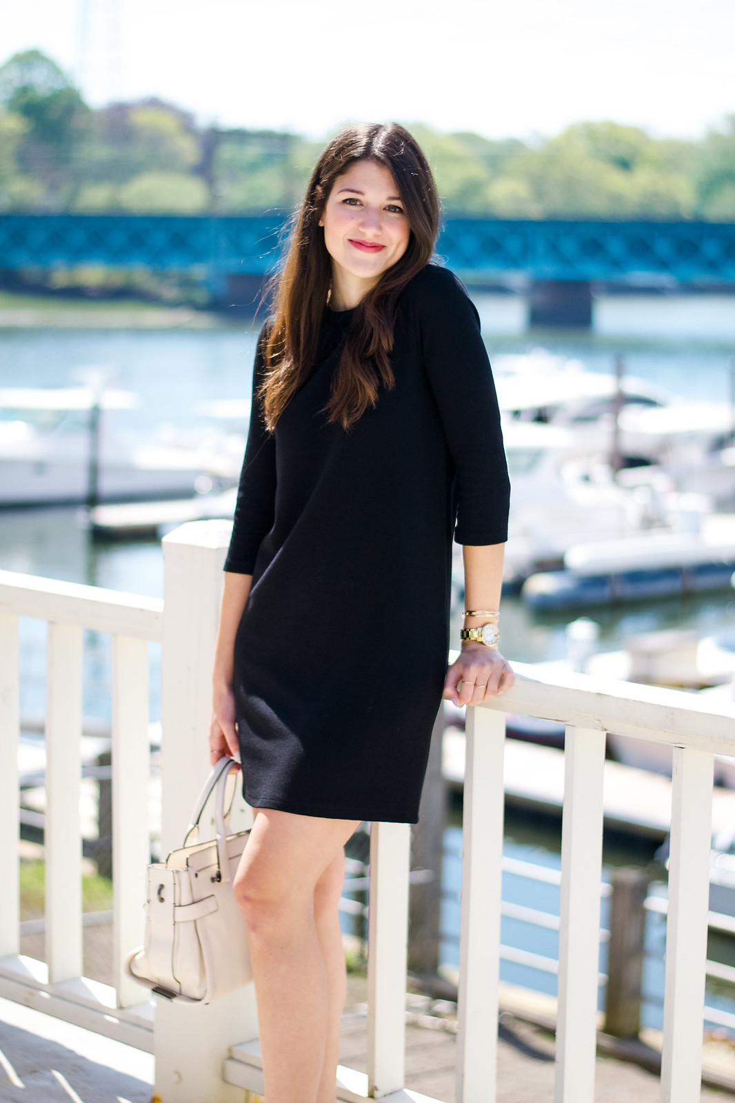 Little Black Dress Style Idea