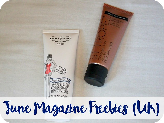 Magazine Freebies June 2016