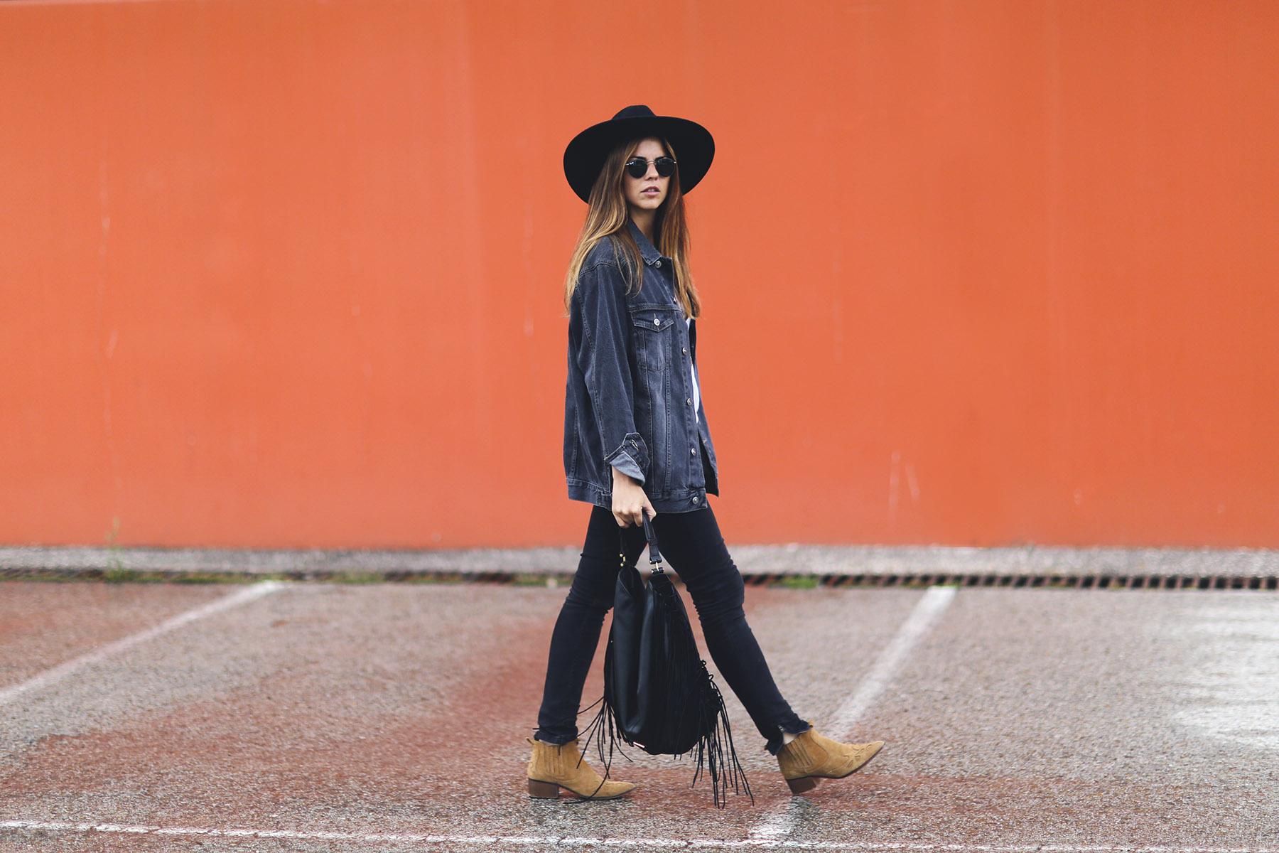 trendy-taste-look-boho-sombrero-flecos-botines-camperos-cowboy-spring-primavera-denim-7