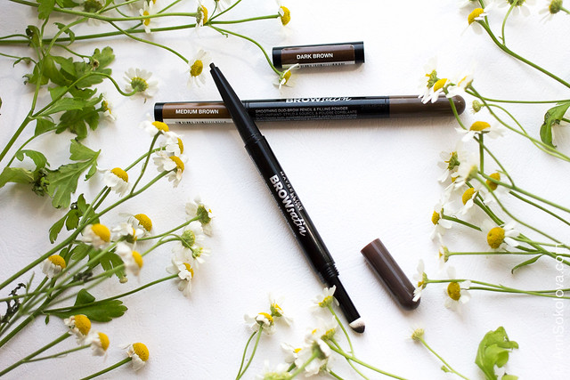 06 Maybelline Brow Satin pencils