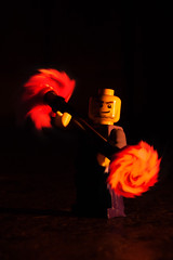 Lego Flow: Dragon Staff