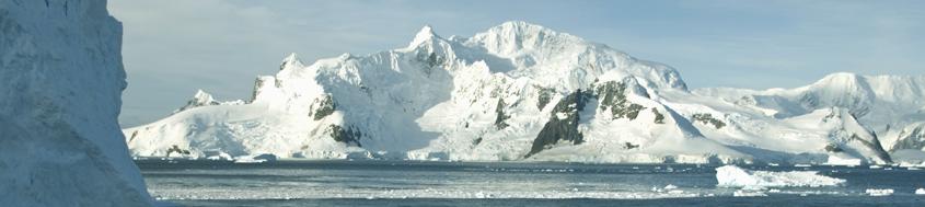 Expeditions-Trekking Antarktische Halbinsel. Traumberge ohne Ende. Foto: Günther Härter.