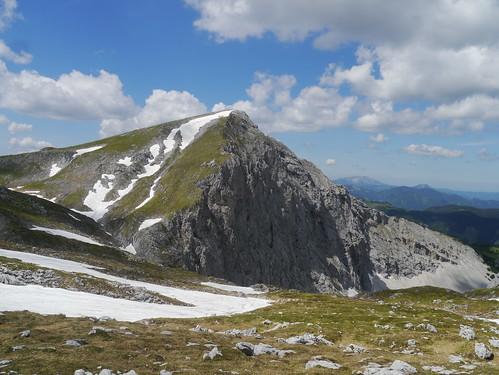 schnee mountain snow alps berg wall austria österreich spring rocks wand alpen ie steiermark springtime autriche frühling styria felsen hochschwab seewiesen turnau aflenzerstaritzen hochweichsel hoheweichsel