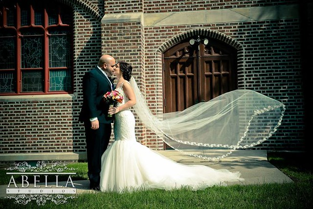NJ Wedding for Gina & Christopher, whose Wedding was held at The Venetian Catering, Garfield, NJ. These images were captured by New Jersey's leading Wedding Photography & Videography Studio - Abella Studios - http://ift.tt/1rfQi7c Additional images can be