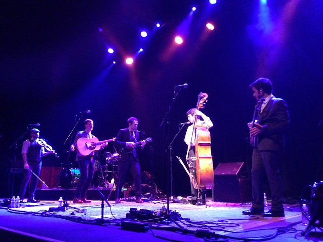 Punch Brothers, the Fillmore, 04-04-15
