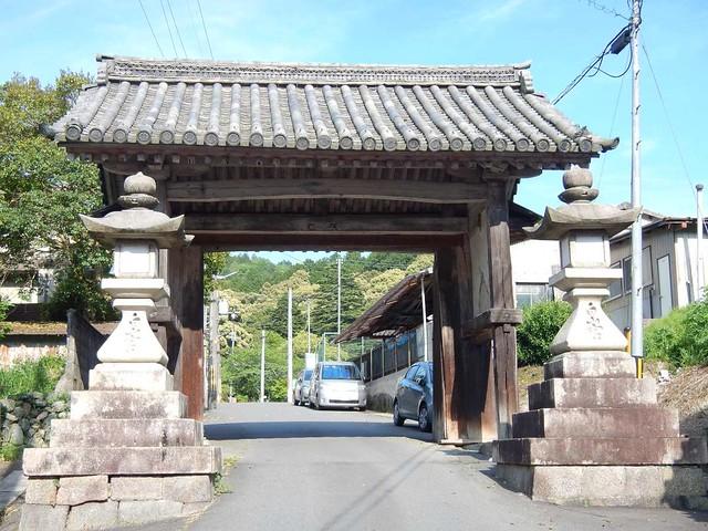 白川の惣門