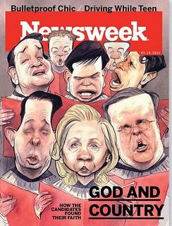 newsweek election