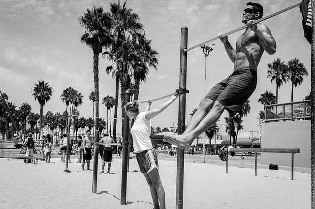 Pull-ups vs Stretching