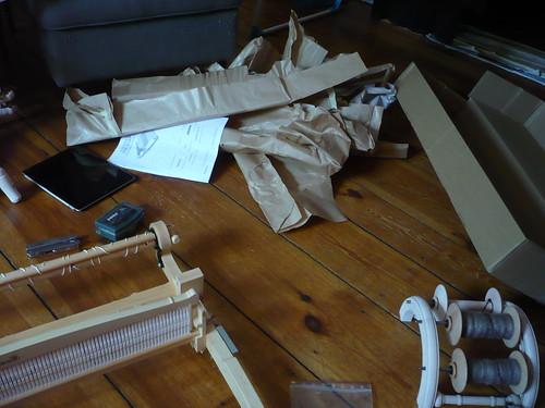 Kromski Harfe
