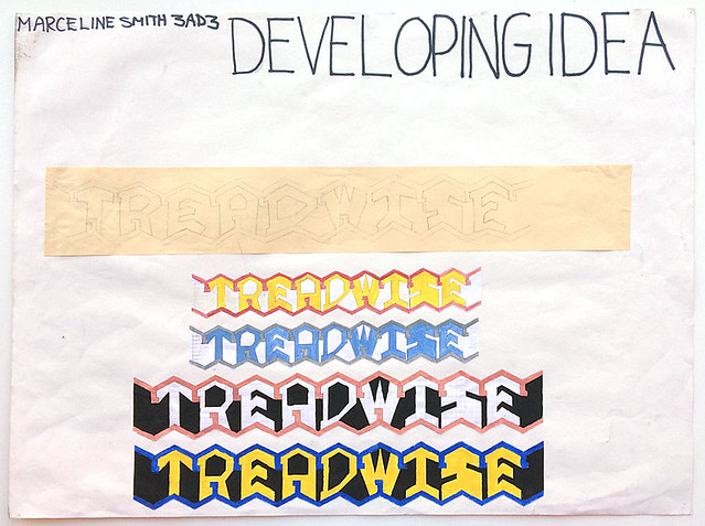 High School Artwork - Logo Design