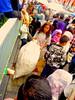 Pemulung di Tengah Parade Asia-Afrika