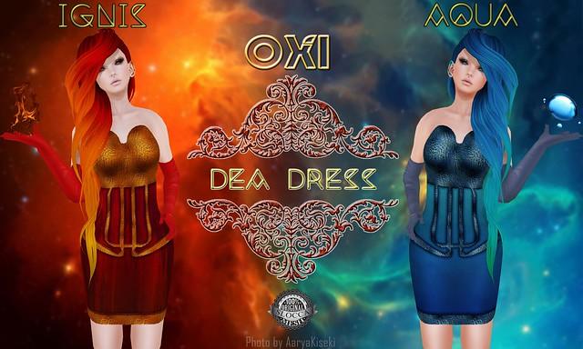 ::OXI:: Dea Dress