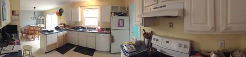 Kitchen *Before*