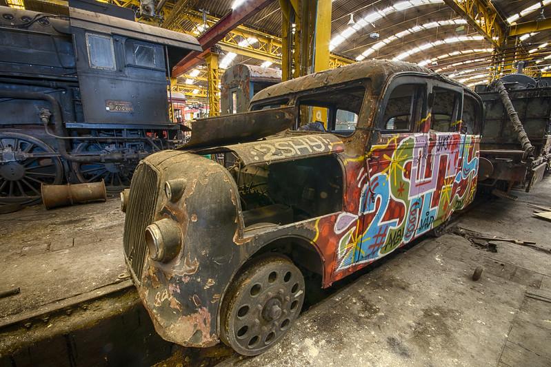 Railcar: Dream Car?