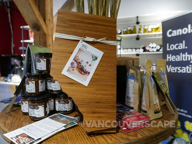 Alberta Showcase at Edible Canada