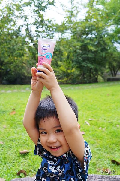 Coppertone water BABIES確不同俏嫩粉水寶寶防曬乳 ~小至6M 寶寶,大至成人全都一體適用