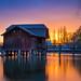 Boathouse by jochen.bogomiehl