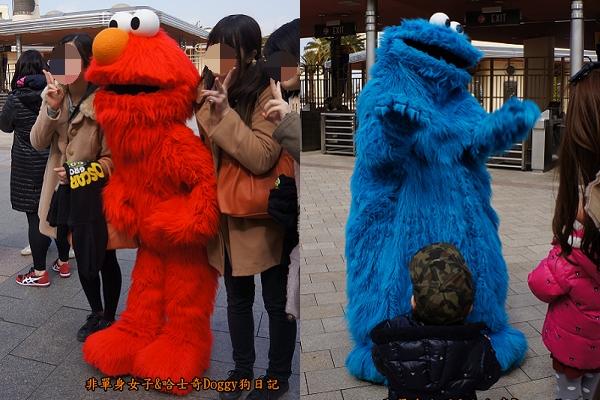 日本大阪環球影城哈利波特進擊的巨人07