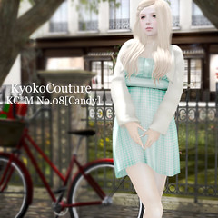 KC*M No.08[Candy]Green