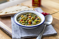 Chickpeas & Spinach 'Andaluza'