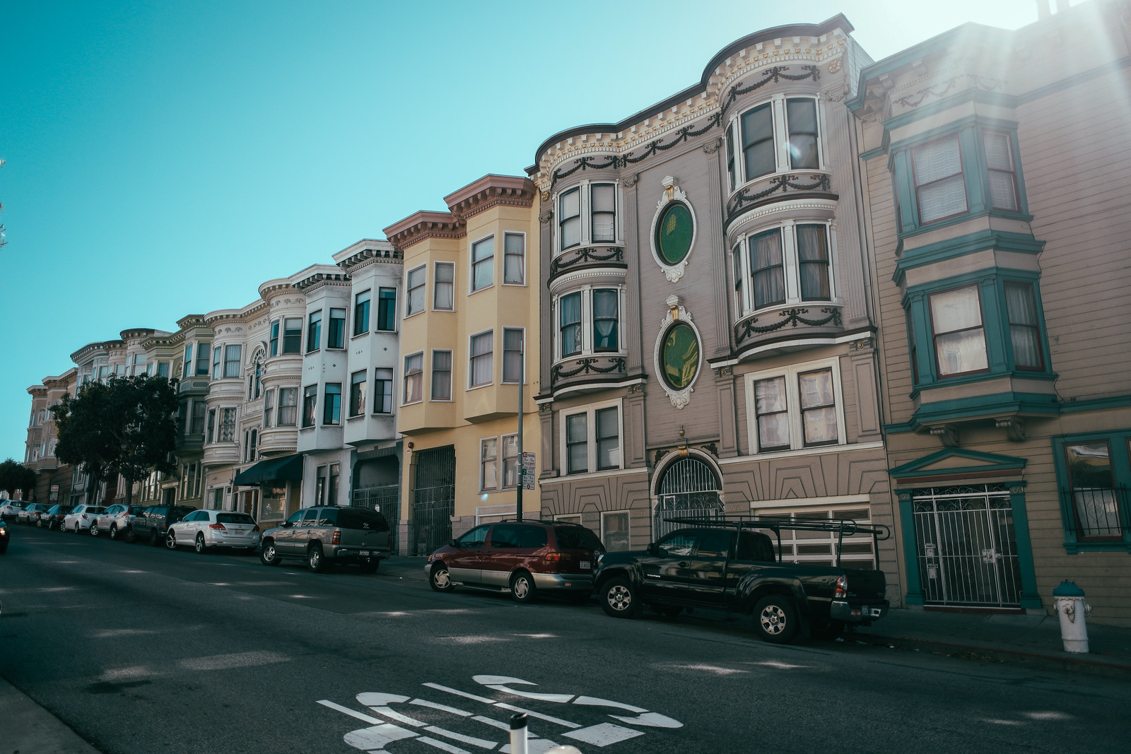 Walking the Streets of San Francisco