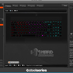 MSI GS60 2QE Ghost Steel Series Engine, Buttons