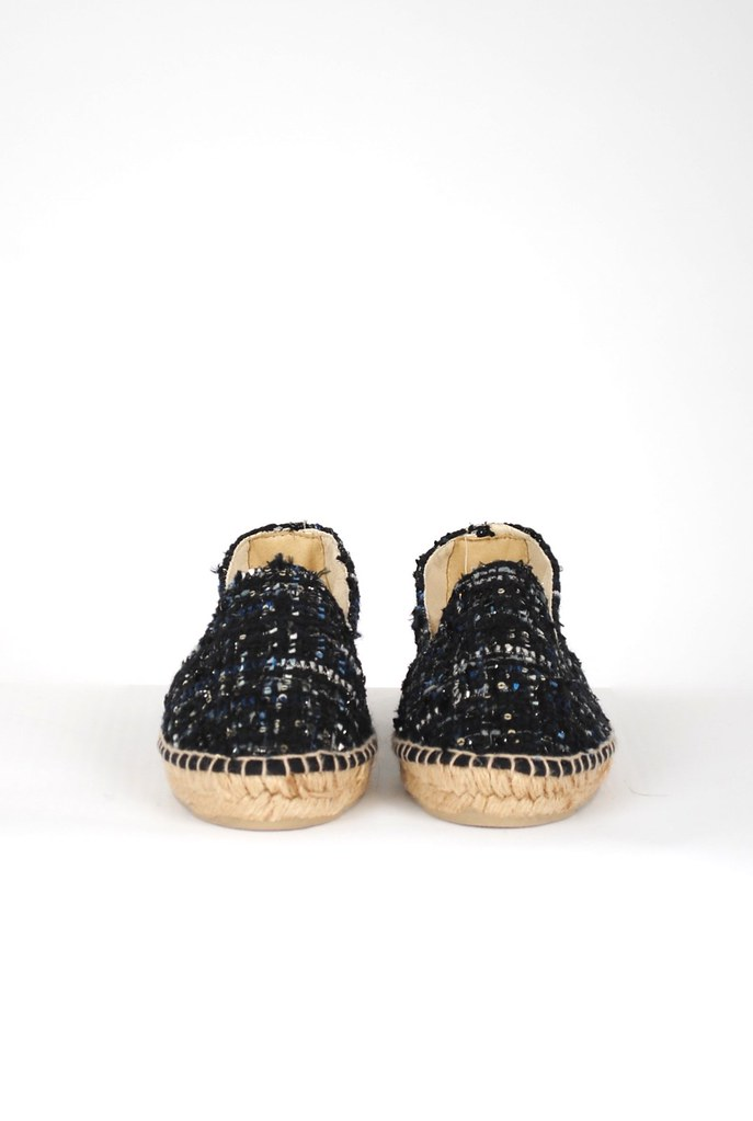 Paris Tweed Espadrille