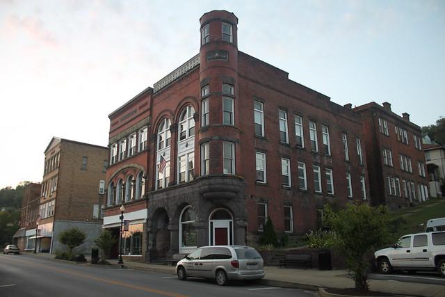Merchants and Mechanics Savings Bank, Grafton, WV