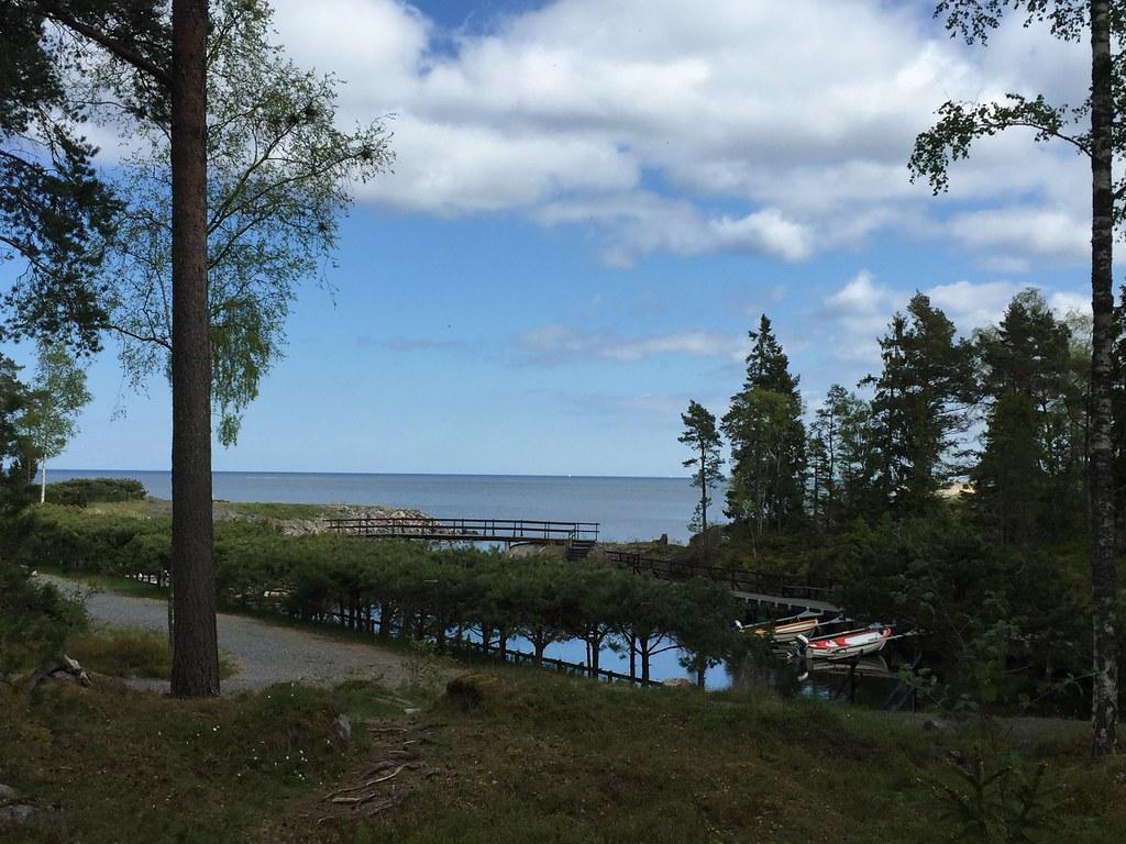 Roslagsleden - Etapp 11 gamla grisslehamn