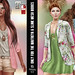 GizzA - Sidney Blazer Set & Molly Blazer Dress V2 by Giz Seorn