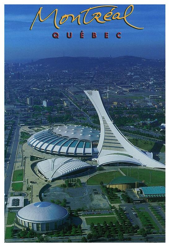 Canada - Montreal - Olympic stadium
