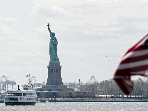 У Нью-Йорку замінували статую Свободи