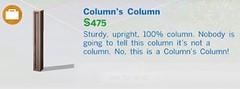 Columns Column