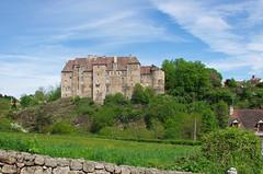 Boussac (Creuse). - Photo of Saint-Marien