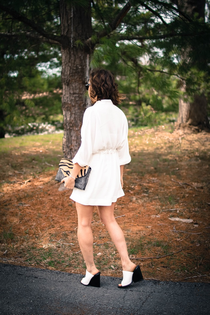 aviza style. a viza style. andrea viza. fashion blogger. dc blogger. spring style. cameo exempt wedge. elliatt shirt dress. ifchic.com 10
