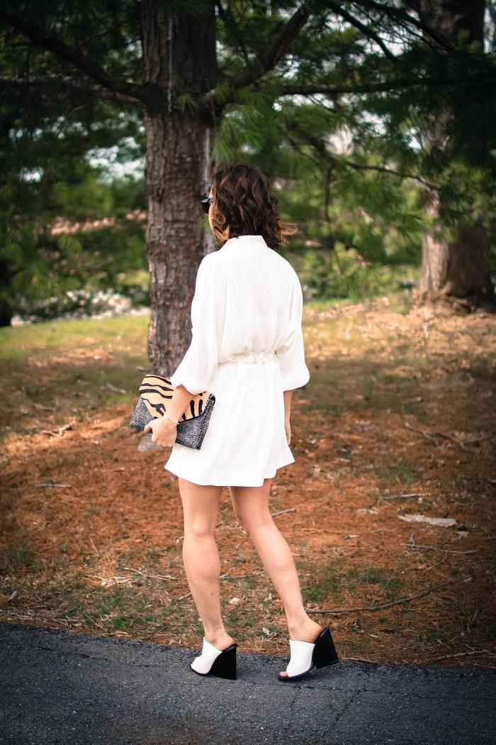 aviza style. a viza style. andrea viza. fashion blogger. dc blogger. spring style. cameo exempt wedge. elliatt shirt dress. ifchic.com 10