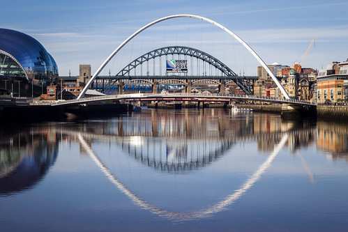 Newcastle Bridges - Rugby World Cup 2015