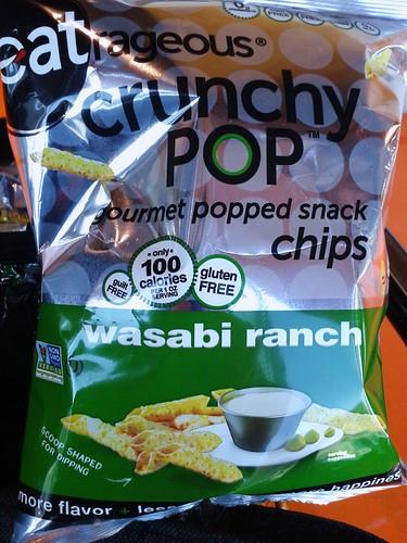 Wasabi Ranch Chips // Eatrageous